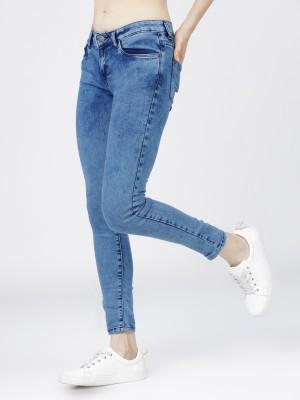 Light Blue Super Skinny Fit Jeans