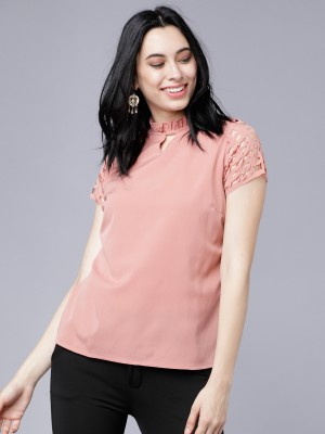 Solid A-Line Top