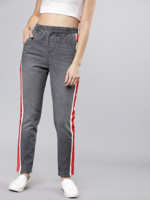 Grey Slim Fit Jeans