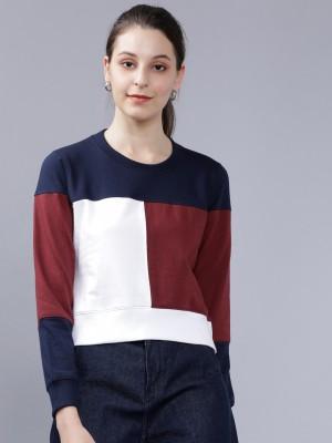 Colourblocked Sweatshirt