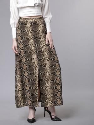 Straight Maxi Skirt