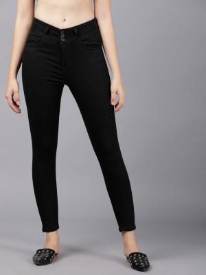 Black Super Skinny Fit Jeans