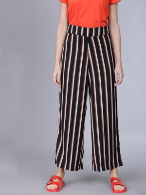 Striped Regular Fit Pant