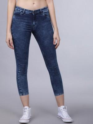 Dark Blue Super Skinny Fit Jeans