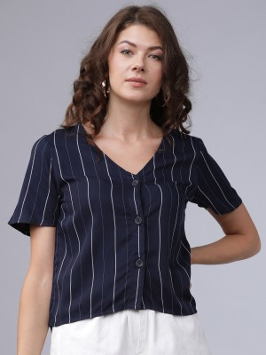 Striped Regular Top