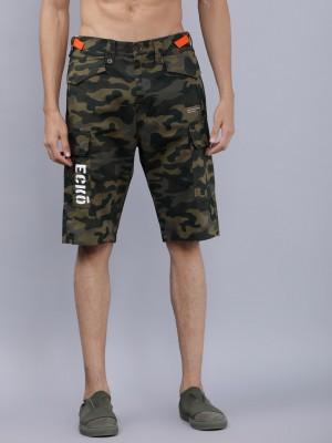 Slim Fit Cargo Shorts