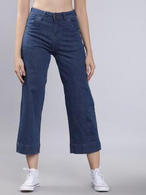 Blue Boot Cut Jeans