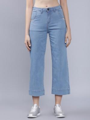 Light Blue Boot Cut Jeans