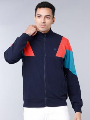 Men Colourblocked Sweatshirts