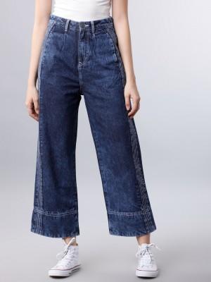 Indigo Flared Jeans