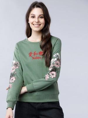Printed Regular Fit Sweatshirts