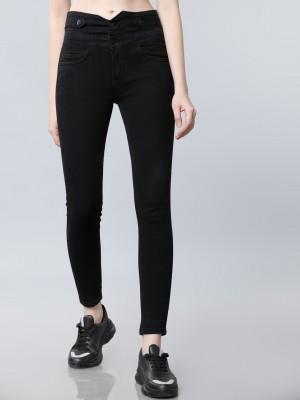 Black Regular Fit Jeans