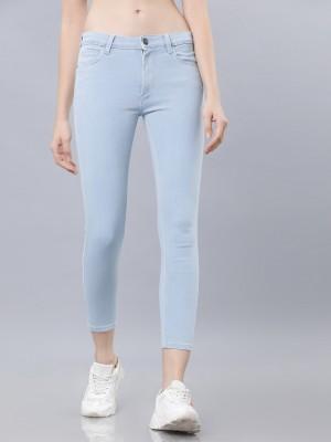 Blue Super Skinny Fit Jeans