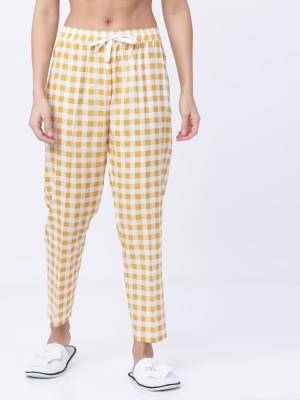 Checked Lounge Pants