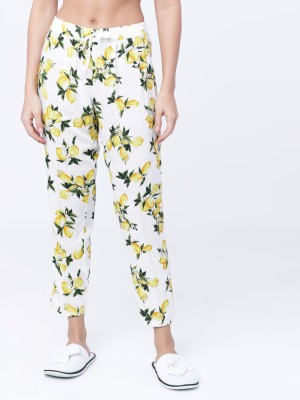 Multicolor Printed Lounge Pant