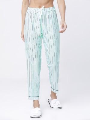 Mint/Navy Blue Lounge Pant