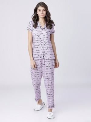 Lounge Shirt With Pant