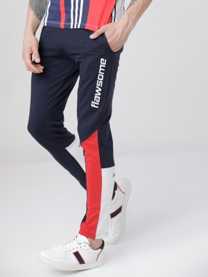 Navy Casual Trackpant