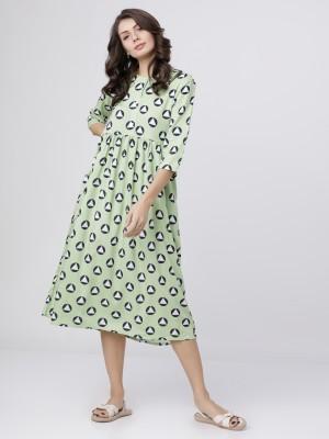 Pista Midi Dress