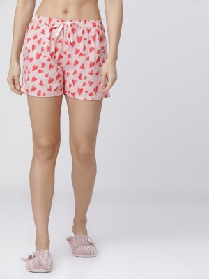 Printed Lounge Shorts