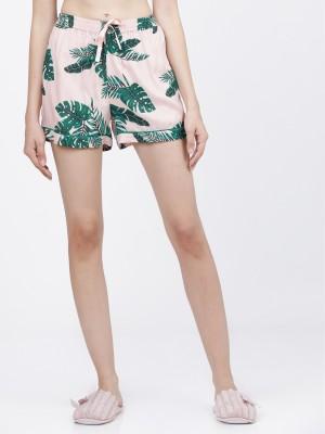 Pink/Green Lounge Shorts