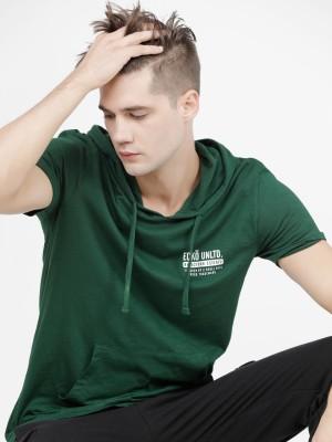 Printed Hood Tshirt