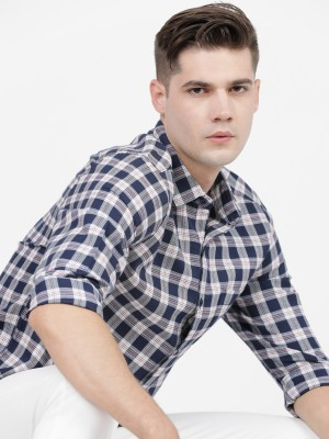 Men Slim Fit Casual Shirt