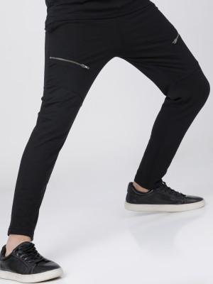 Men Slim Fit Track Pant