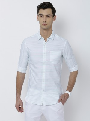 Men Slim Fit Casual Shirt