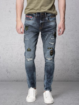 Men Tapered Fit Jeans