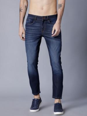 Dark Indigo Tapered Fit Jeans